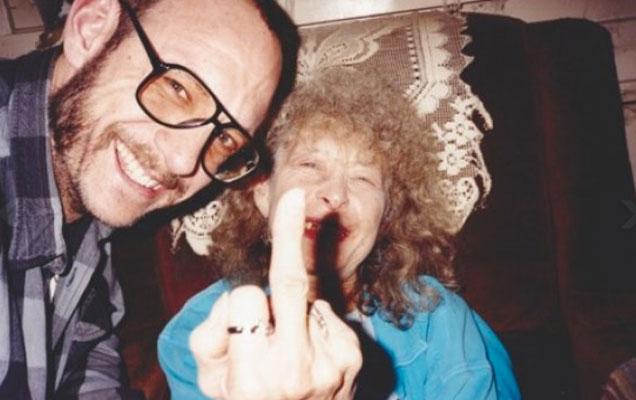 La irreverente madre de Terry Richardson