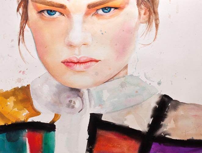 Prada convierte sus boutiques en galerías de arte