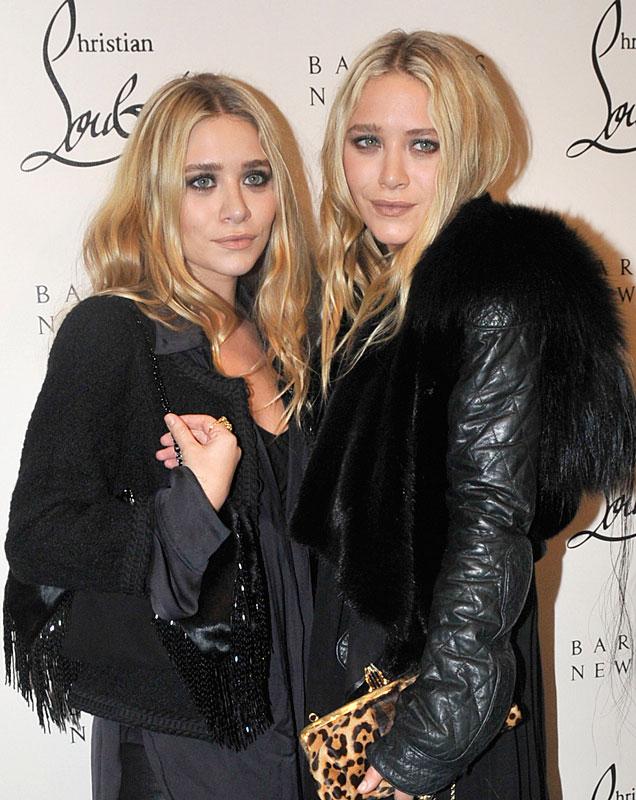 Las hermanas Olsen, mejor vestidas