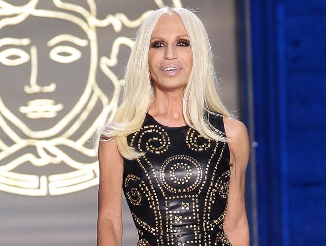Versace vuelve a la alta costura