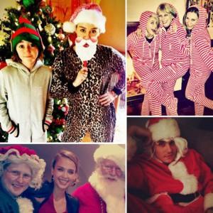 Navidad celebrity