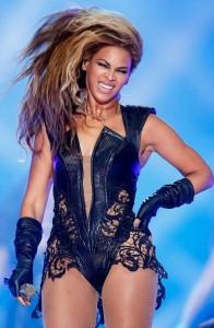 Las fotos prohibidas de Beyoncé
