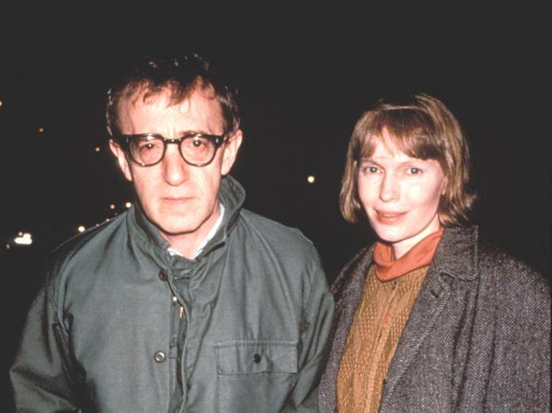 La historia de Woody Allen y Mia Farrow al completo