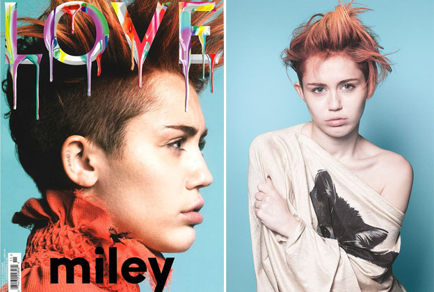 Las marcas de moda no quieren vestir a Miley Cyrus