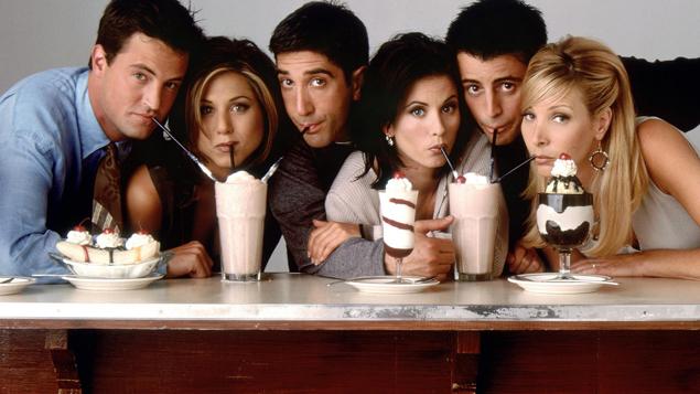 20 años de 'Friends': sus 'looks' más memorables