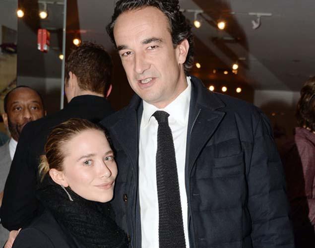 ¿Boda secreta de Mary Kate Olsen y Sarkozy?
