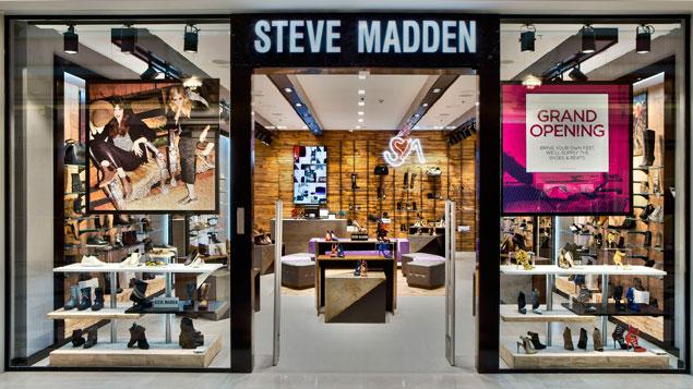 Steve Madden abre su primera tienda en Madrid