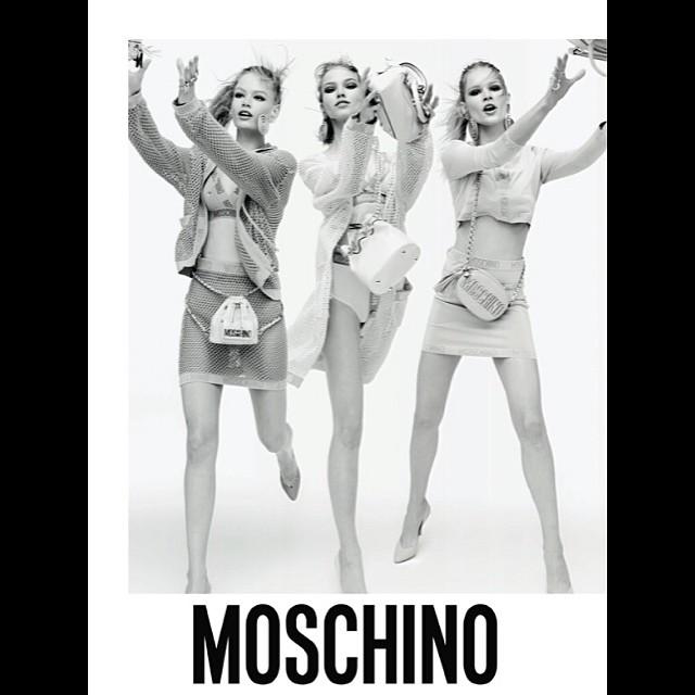 A Moschino se le ha ido la mano con el Photoshop