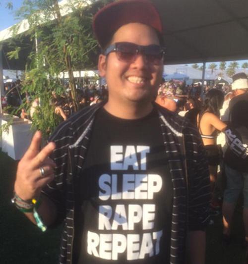 Esta es la peor camiseta que puedes llevar a un festival