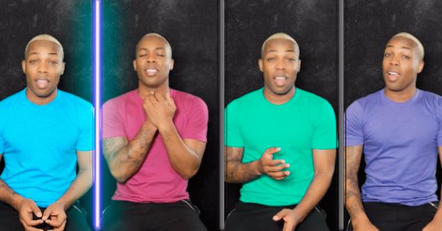 Viral del día: el joven que versiona 70 canciones de Beyoncé en 4 minutos
