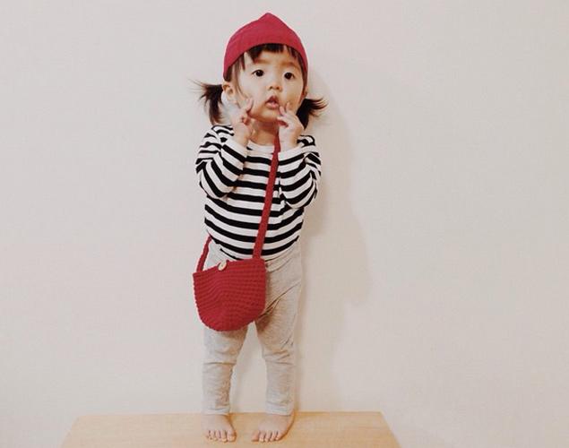 La niña japonesa de Instagram que te hipnotiza