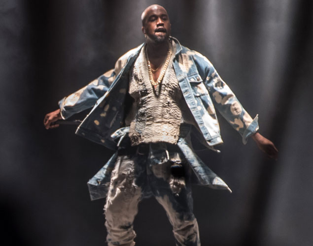 Kanye West actúa en Glastonbury y destroza 'Bohemian Rhapsody' de Queen