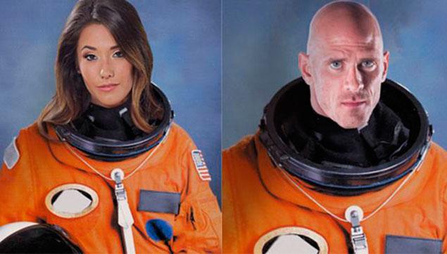 La primera película porno rodada en el espacio ya está en marcha