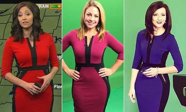 La conspiración secreta de las mujeres del tiempo para llevar el mismo vestido