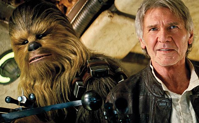 Harrison Ford ganó 50 veces más que sus compañeros de 'Star Wars'