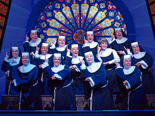 'Sister Act', el musical que arrasó en Broadway, llega a Madrid