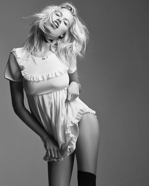 Así es el adelanto de la colección de Courtney Love para Nasty Gal
