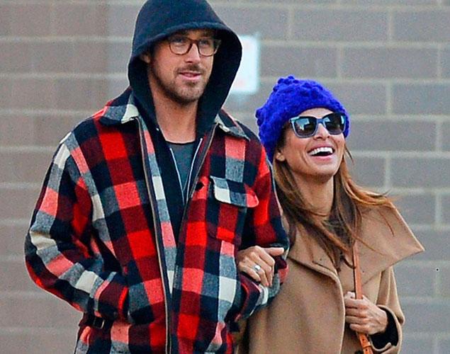 Ryan Gosling y Eva Mendes, embarazados por segunda vez