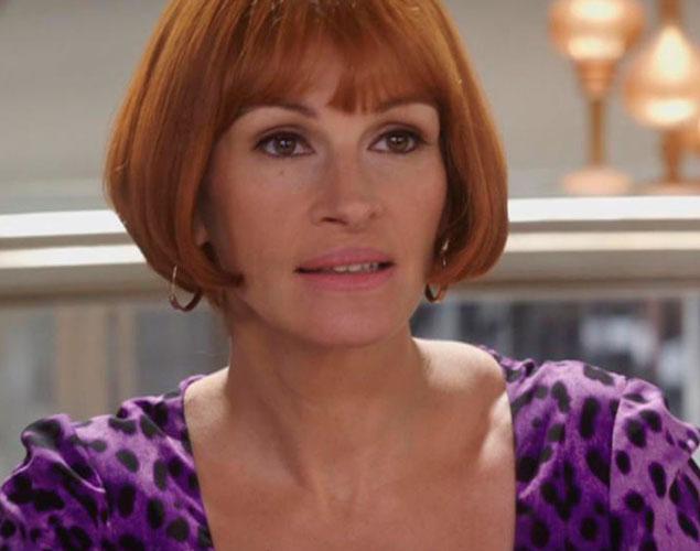 ¿Reconoces a Julia Roberts? Pues esa horrible peluca ya la habías visto antes