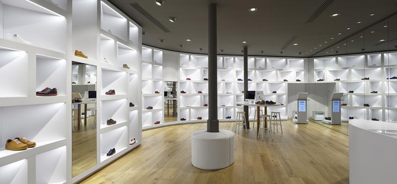 Ya puedes personalizar tu calzado en la tienda Camper de Barcelona