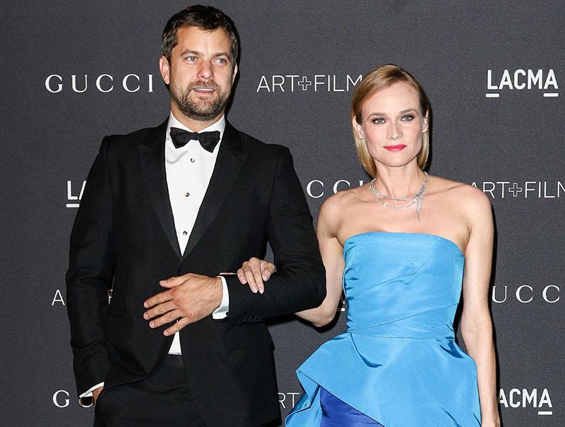 Diane Kruger y Joshua Jackson llevaban juntos una década.