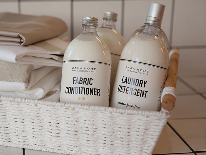 Ya puedes lavar tu ropa con detergente de Zara