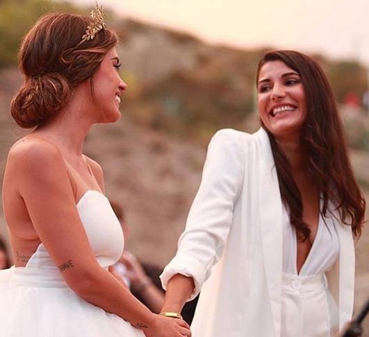 así ha sido la boda de dulceida ¡vivan las novias! - imperdibles