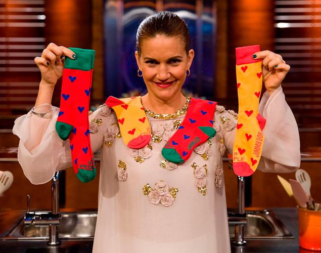 Así son los calcetines solidarios de Jimmy Lion y la Fundación Garrigou