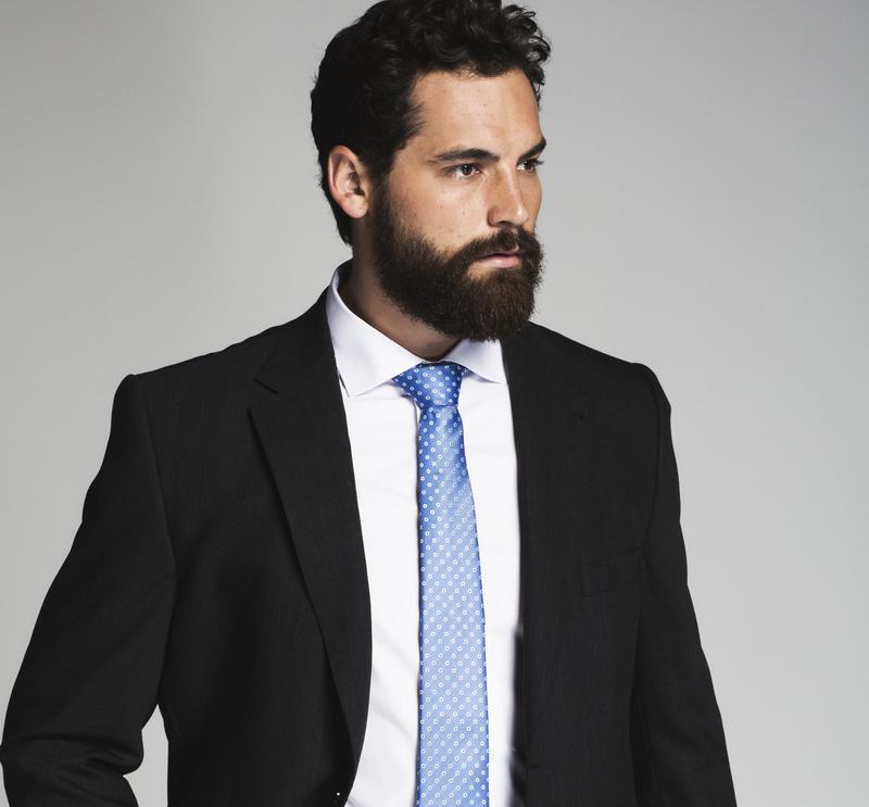 Los modelos masculinos 'plus size' españoles existen (y hemos hablado con ellos)