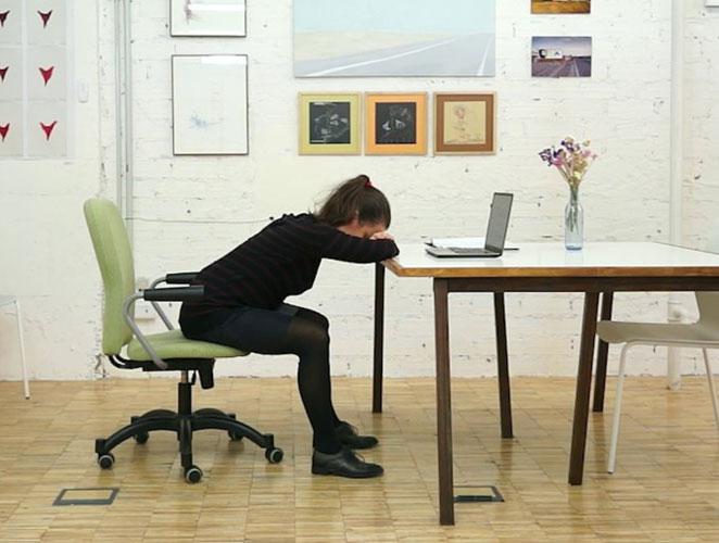 Libérate de la energía negativa en el trabajo en 4 minutos