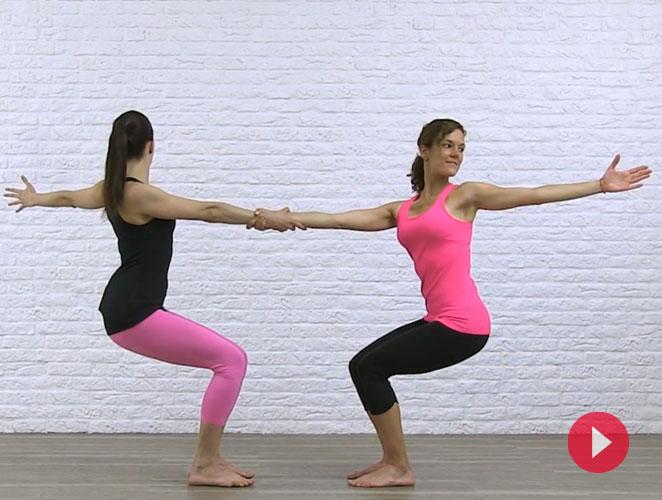 El yoga en pareja, más allá de Vanessa Lorenzo y Puyol