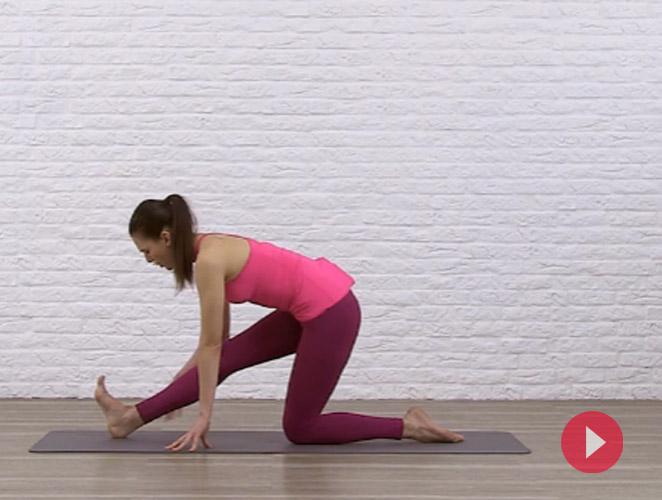 Posturas de yoga que debes probar si eres 'runner'