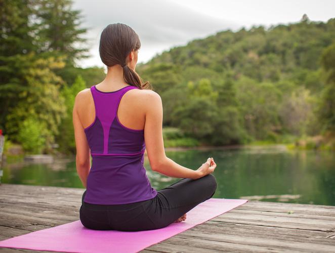 Los sitios más espectaculares para hacer yoga