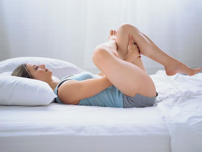5 posturas de yoga para conseguir dormir bien