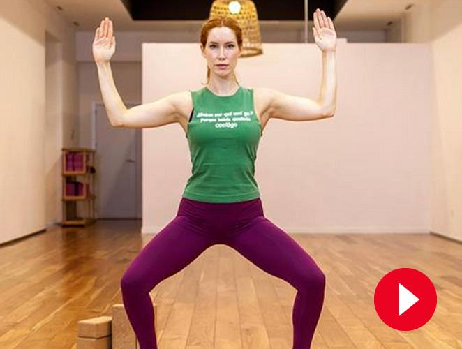 Una clase especial para celebrar el Día Internacional del Yoga