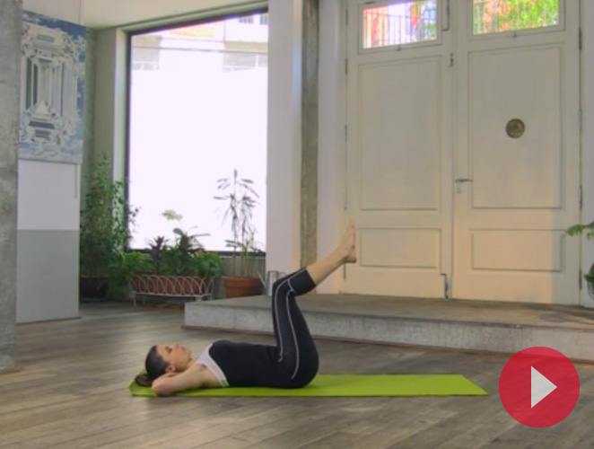 Tres ejercicios sencillos para definir la cintura