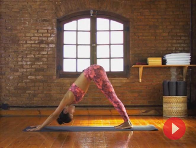 Clase de yoga especial para fortalecer tu abdomen
