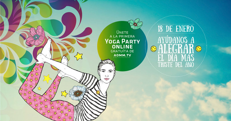 YOGA-PARTY