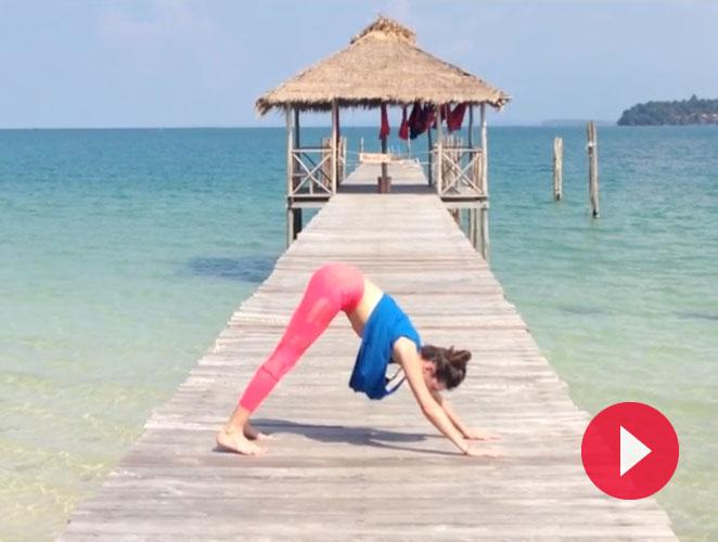 ¿Nunca has hecho yoga? Clase de iniciación para los que creen que esto no es lo suyo