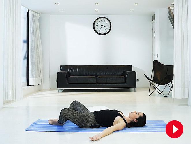 Vídeo: ejercicios para fortalecer el suelo pélvico (y recuperar la energía sexual?