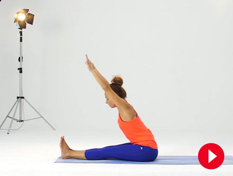 El truco para empezar bien el día es esta serie de ejercicios de pilates