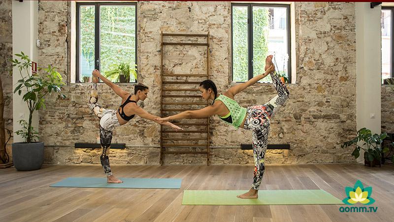 Posturas de yoga para aumentar la concentración