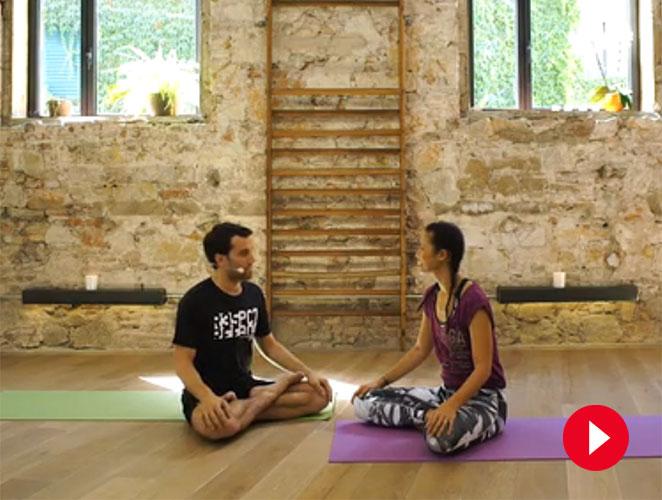 11 minutos de yoga para cambiar el rumbo de tu día