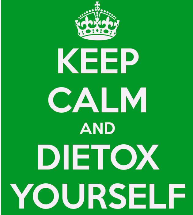 La primera vez que me sometí a un 'dietox'