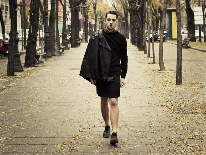 El chico que vistió falda (y sobrevivió para contarlo)
