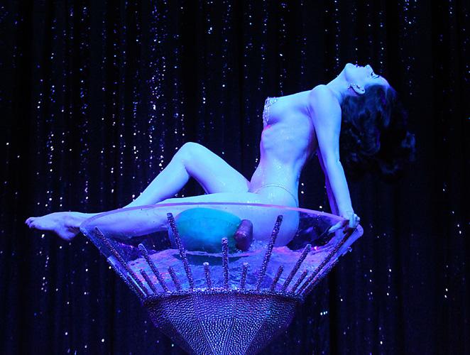 El día en que me convertí en chica Burlesque