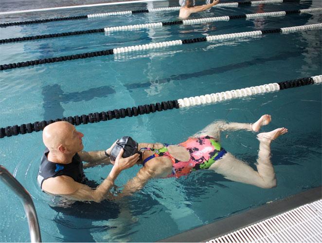 Así 'reaprendí' a nadar (porque lo hacía mal como todos)